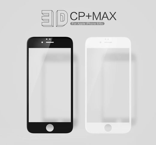 Nillkin CP+ MAX Tempered Glass iPhone 6 / 6s