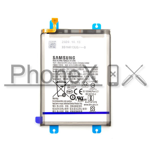 Samsung A21s battery, 5000 mAh – OEM