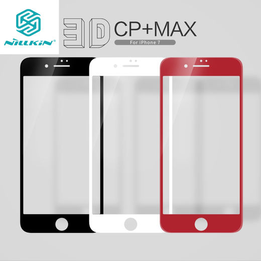 Nillkin CP+ MAX Tempered Glass iPhone 7 Plus / 8 Plus