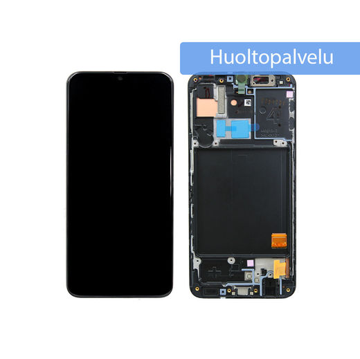 Samsung Galaxy A40 Screen Replacement (Repair Service)