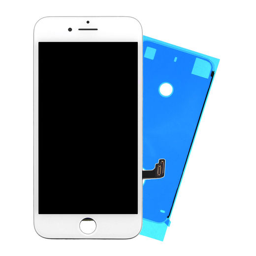 iPhone 7 Display with Front Camera, White – OEM