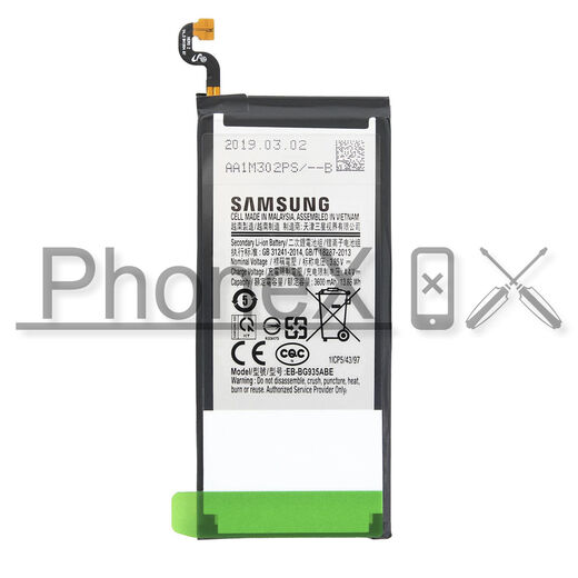 Galaxy S7 Edge Battery, 3600mAh – OEM