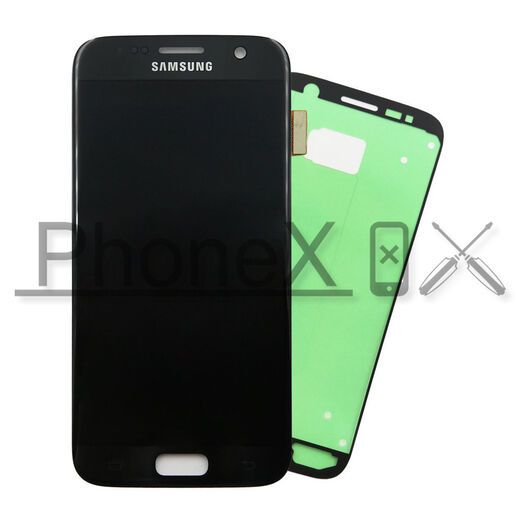 Samsung Galaxy S7 Display, Black – OEM